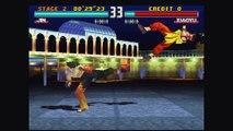 Tekken 3 - Jin Kazama + No Continues + Heihachi + Ogre + Credits