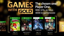 May 2017 Xbox Games with Gold - Official Trailer (2017)