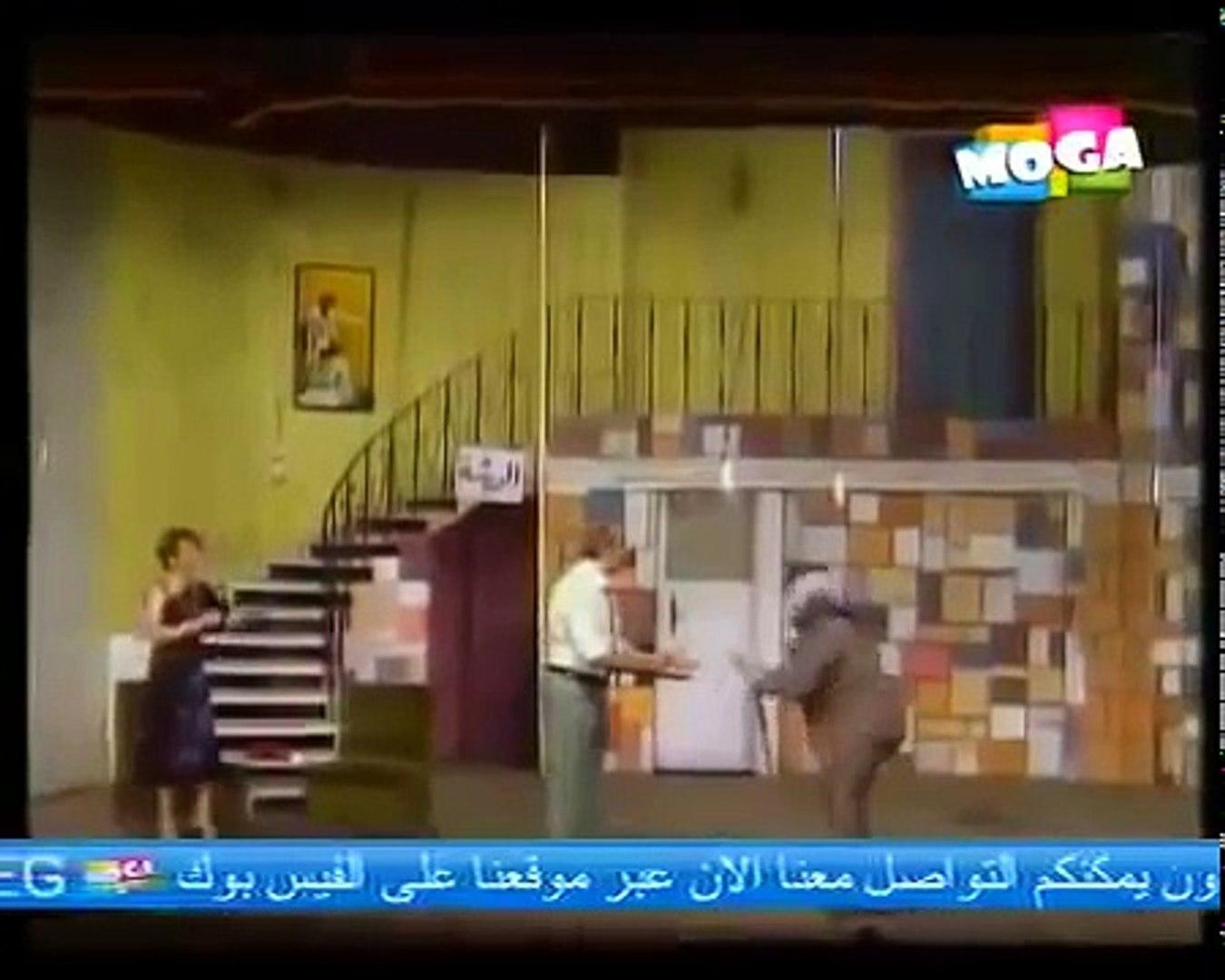مشهد عم أيوب كامل مسرحية الجوكر