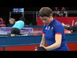 Table Tennis - NED vs FRA - Women's Singles - Class 7 Group A - London 2012 Paralympic Games