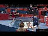 Table Tennis - GER vs GBR - Men's Singles - Class 6 Group A - London 2012 Paralympic Games