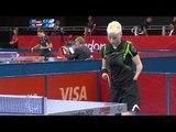 Table Tennis - GER vs POL - Women's Singles - Class 6 Group B - London 2012 Paralympic Games