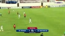 Khalil Ibrahim Goal HD - Al Wahda (Uae) 5-1 Al Rayyan (Qat) 24.04.2017