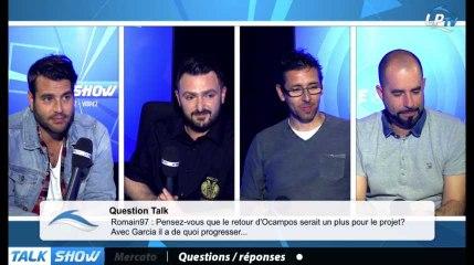 Talk Show du 24/04, partie 7 : questions / réponses
