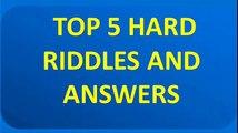 RIDDLES, RIDDLES, RIDDLES!!!