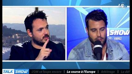 Talk Show du 24/04, partie 2 : la course à l'Europe