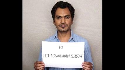Nawazduddin Siddiqui response to Sonu Niagm