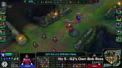 WWG's Top 5 League of Legends Moments - April 24, 2017