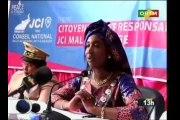 A Sikasso les travaux du 20èmes conseil national de la jeune chambre internationale ont pris fin par un diner présidé par le chef de cabinet du Ministère de la jeunesse et de la Construction Citoyenne
