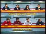 University Challenge Australian Grand Final 1988 New South Wales vs  Melbourne Part 1 Of 2