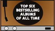 Record Store Day: What are the 6 biggest selling albums of all time?