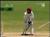 Very bad umpiring but ever worse reaction from Ricky Ponting. Show some respect Ponting. Rare Cricket Video