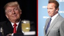 Arnold Schwarzenegger blasts Donald Trump for 'The Apprentice' jab at National Prayer Breakfast: 'Why don't we switch jobs?'