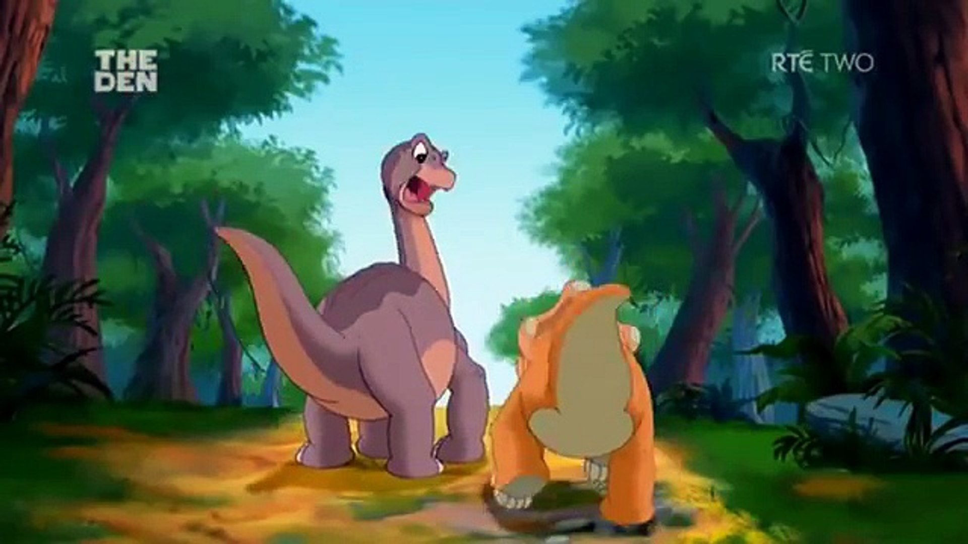The Land Before Time Ep06 The Brave Longneck Scheme