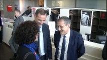 Bastia : Célébration des 50 ans d'amitié entre Paoli City et la Corse