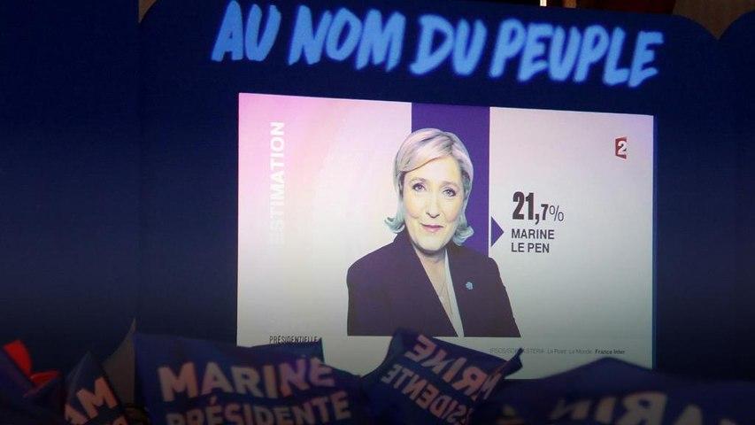 """Presidenciais França: Marine Le Pen deixa liderança do partido Frente Nacional para ser """"Presidente de todos os franceses"""""""
