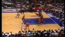 1993 NBA playoffs ecf game 1 Chicago Bulls-New York Knicks part 2/2