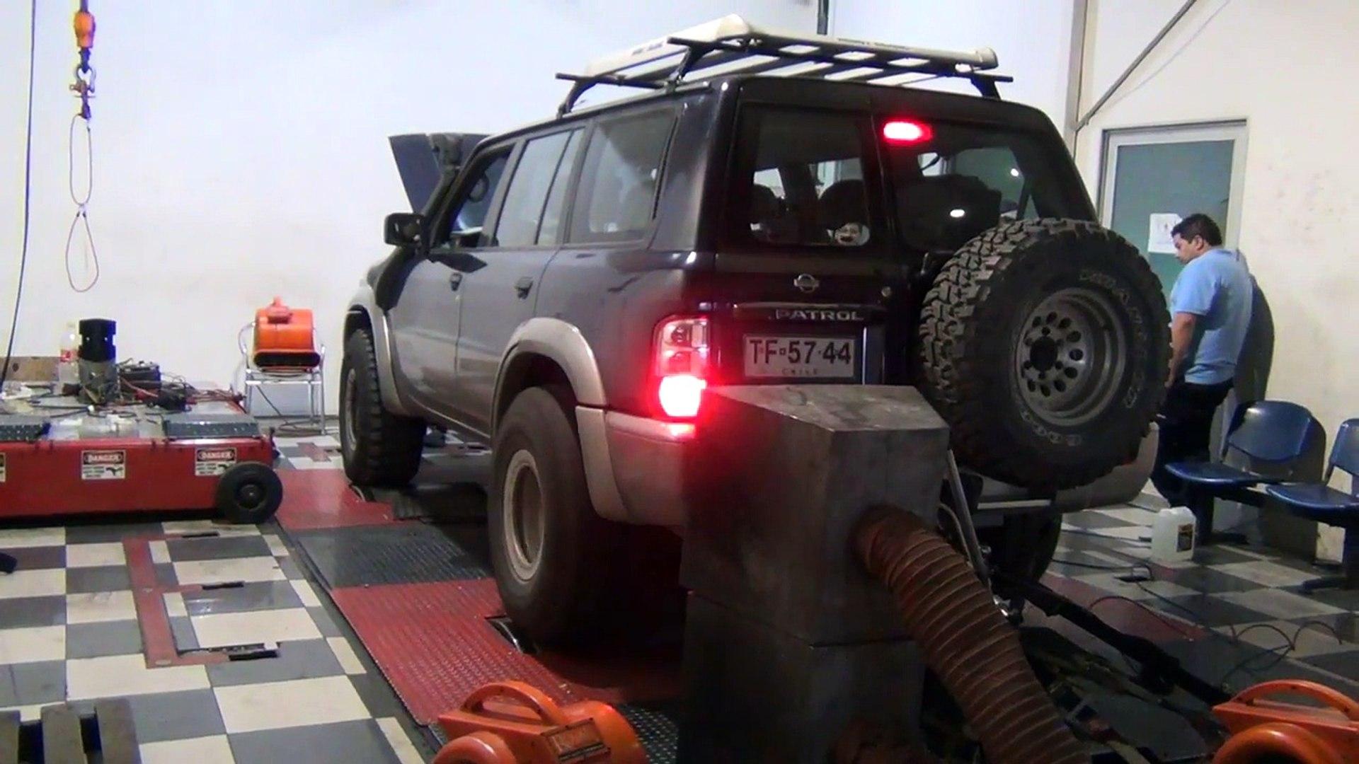 Turbo Kits Nissan Patrol Gq