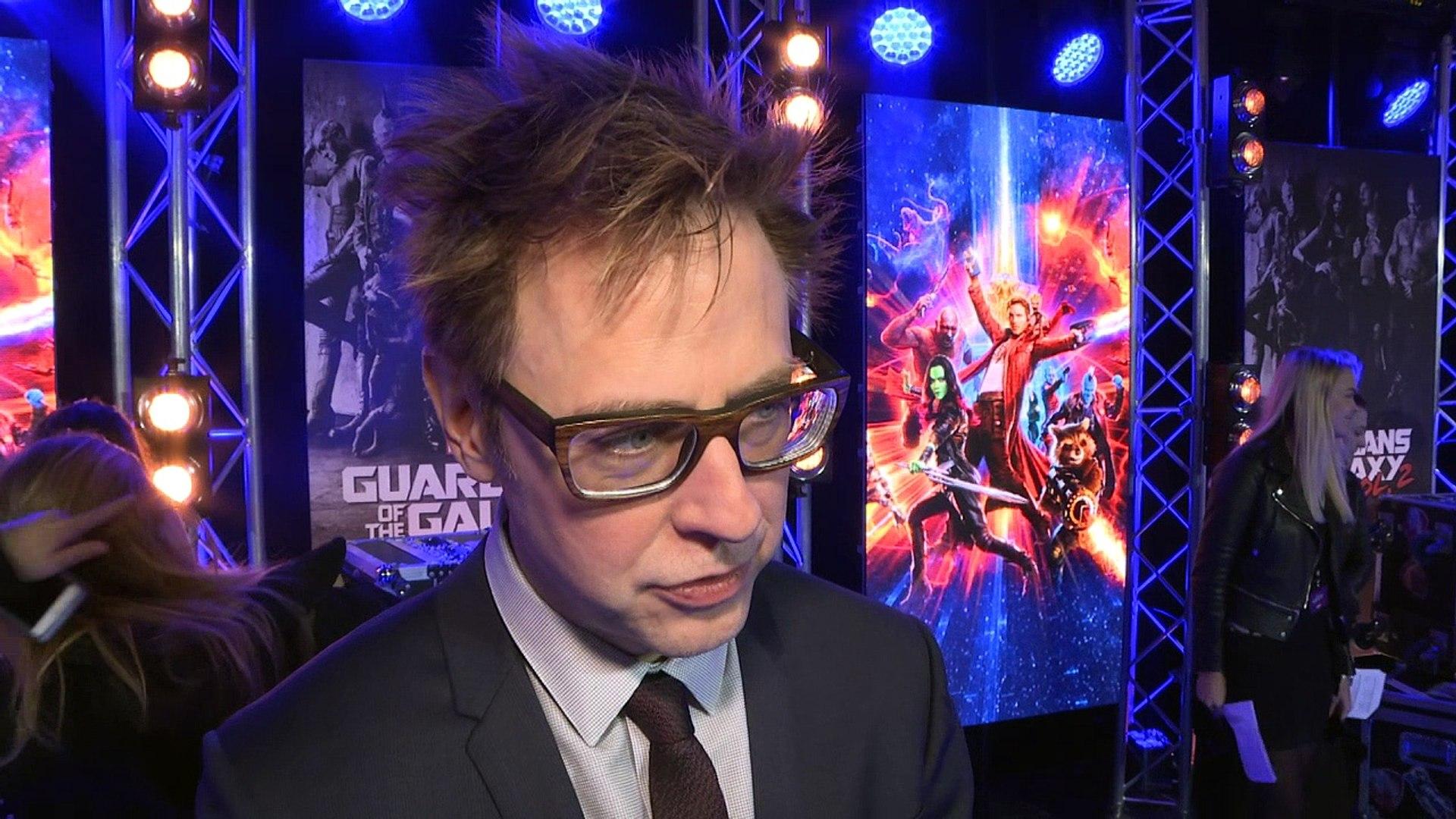 Director James Gunn: