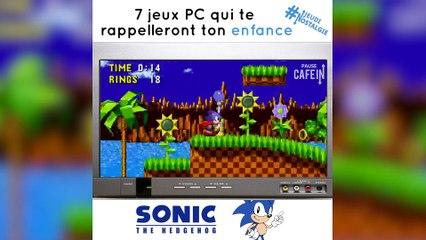 Jeudi Nostalgie : Les jeux PC de notre enfance