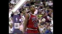 1993 NBA finals game 2 Chicago Bulls-Phoenix Suns part 2/2
