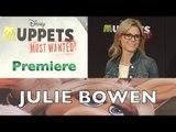 "Julie Bowen ""Muppets Most Wanted"" World Premiere ARRIVALS"