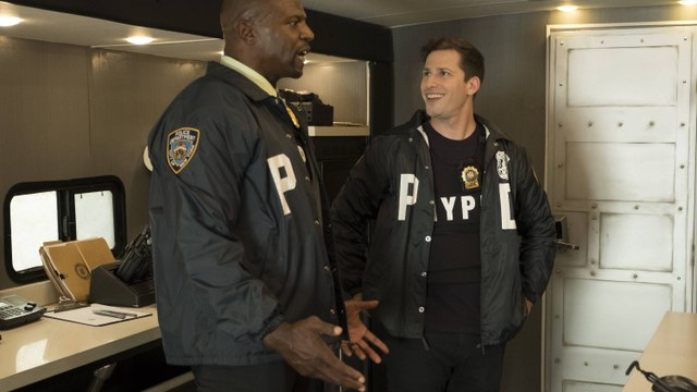 "Brooklyn Nine-Nine Season 4 ( Episodes 16 ) FullShow ""Series"""