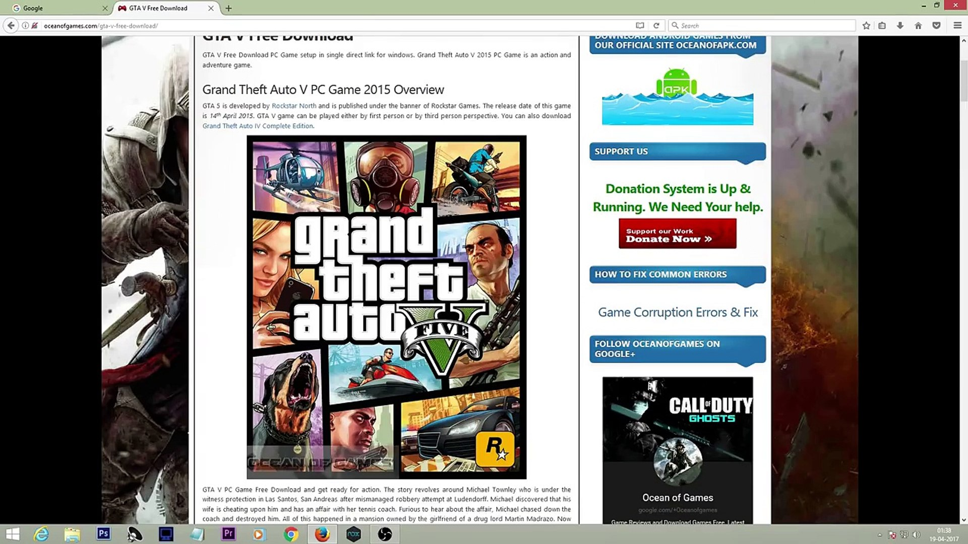 HOW TO DOWNLOAD GTA 5 FOR FREE ON PC
