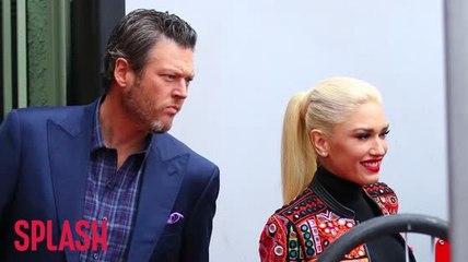 Blake Shelton no culpa a los fanes que se preguntan por qué Gwen Stefani está con él
