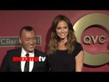 "Stacey Keibler 5th Annual QVC ""Red Carpet Style"" Pre-Oscars Fashion Arrivals"