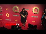 "Gabourey Sidibe 5th Annual QVC ""Red Carpet Style"" Pre-Oscars Fashion Arrivals"