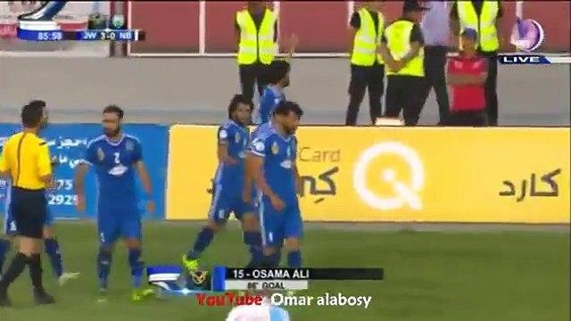 Great goal in the Iraqi league