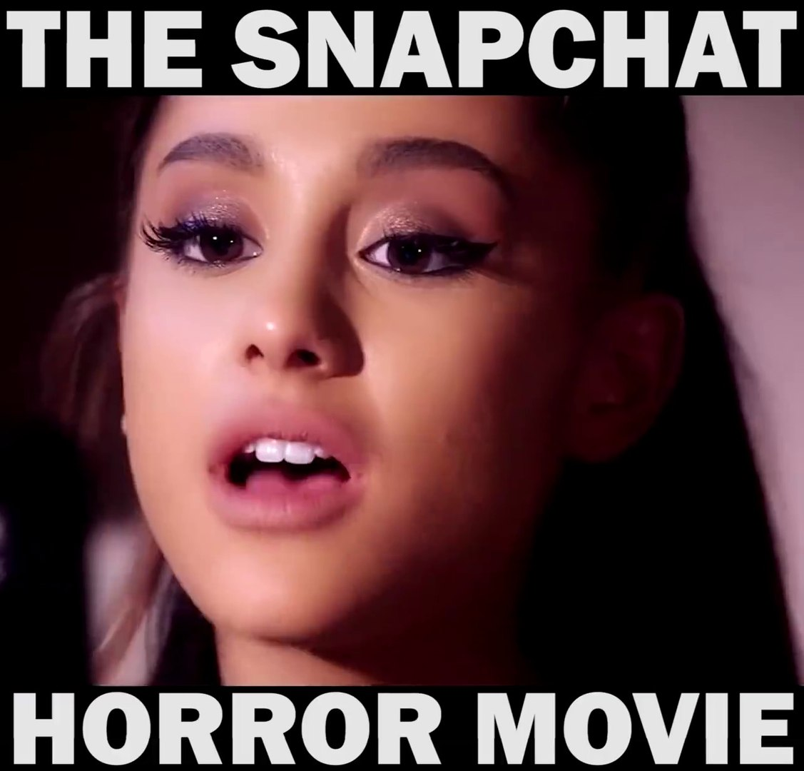 Snap chat horror movie