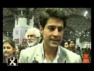 Rajeev khandelwal at Wills Lifestyle India Fashion Week