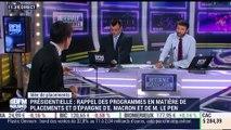 Idées de placements: Quid des programmes de Marine Le Pen et d'Emmanuel Macron en matière de placements ? - 25/04