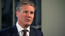 Sir Keir Starmer says freedom of movement will end
