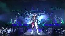 Cody entrance at NJPW Wrestling Kingdom 11