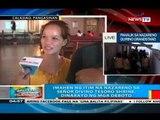 Puting imahen ng Nazareno sa Bohol, taon-taon ding dinarayo ng mga deboto