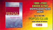 Renal Pathophysiology The Essentials (Renal Patholophysiology The Essentials) Third Edition