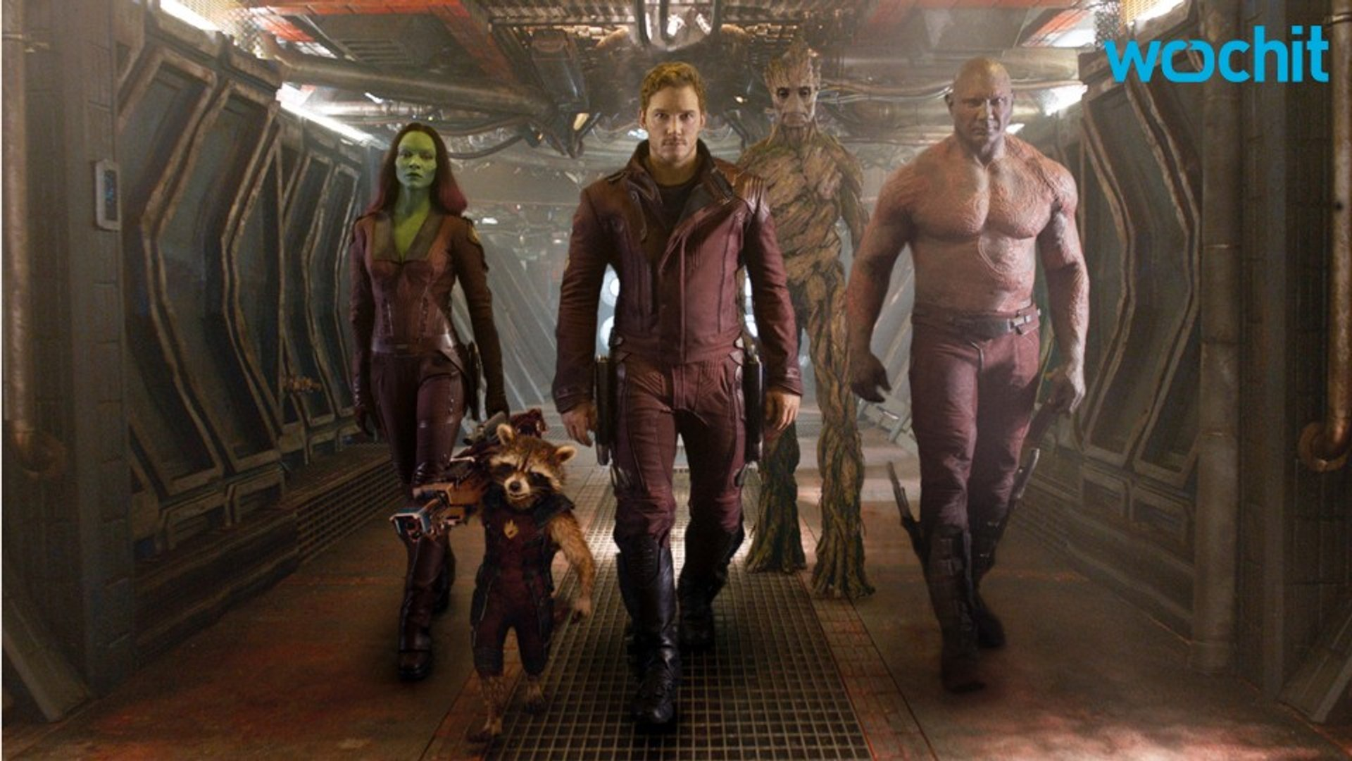 Vin Diesel Tries to Will Unlikely 'Groot' Movie Into Existence
