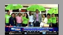 """""""Sonia Mateo no tiene calidad moral"""" Organizadores de la marcha contra la impunidad-Enfoque Final-Video"""