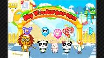 Little Pandas Kindergarten Panda games Babybus - Android gameplay Movie apps free kids best TV