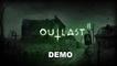 Outlast 2 Demo PS4 - Jogando a Demo