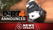 Dirt 4 Announced for PS4, Xbox One, and PC - GS News Update