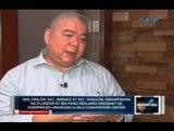 Saksi: Sen. Drilon, Sec. Jimenez at Sec. Singson, sinampahan ng plunder at iba pang reklamo