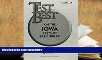 Audiobook  Test Best ITBS: Test Workbook Grade 5 (Level 11) Pre Order