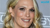Molly Sims Opens Up About Giving Birth To Newborn Son