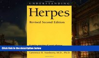 Understanding Herpes, 2nd Ed (Understanding Health and Sickness Series)