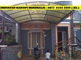 CALL - 0877- 0103 – 2699 ( XL ) Jasa Kanopi Surabaya