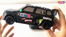 MINI Countryman Jcw Rx : Rastar RC | Toys Cars For Children | Kids Cars Toys Videos HD Collection
